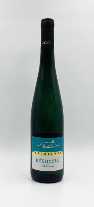 Borbély Családi Pincészet - Kéknyelű Selection 2017