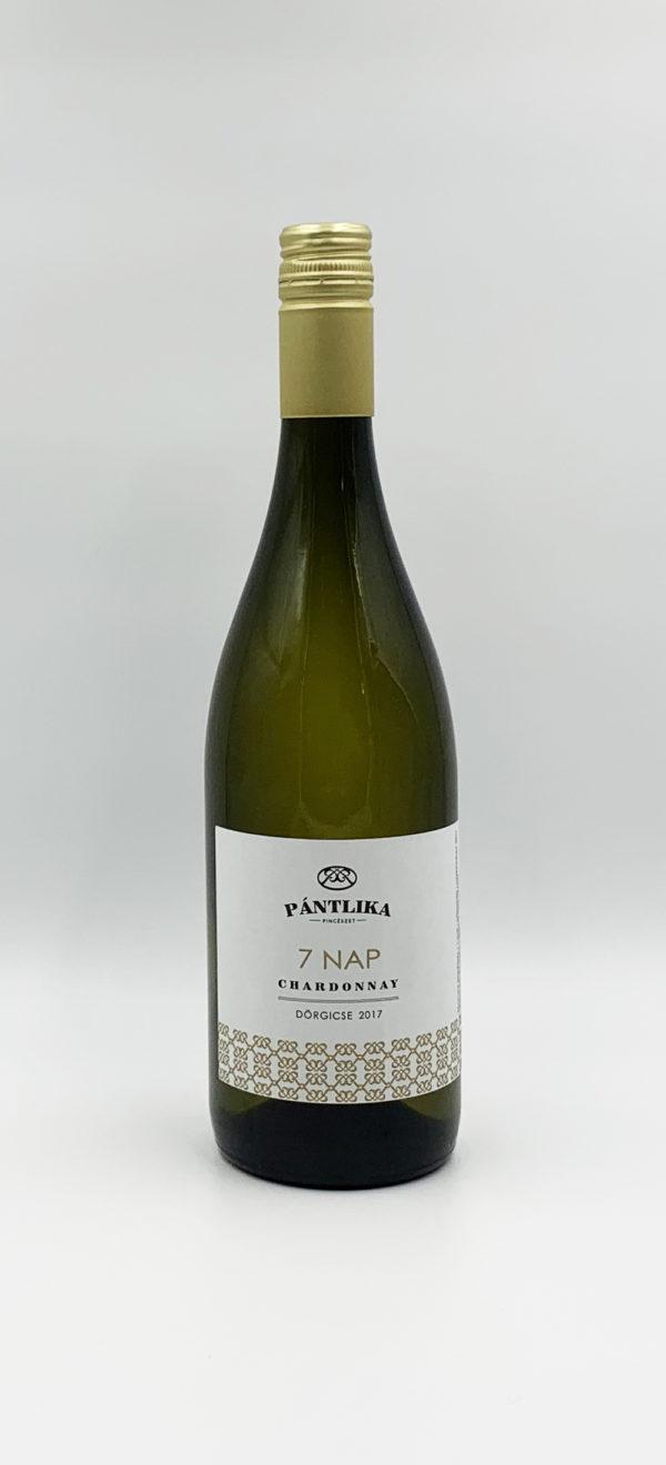Pántlika Pincészet - 7 Nap Chardonnay 2017