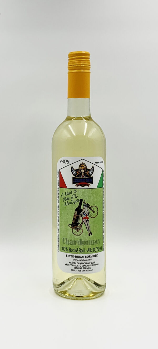 Zenekaros Italok - I want ride my WineCycle 2019