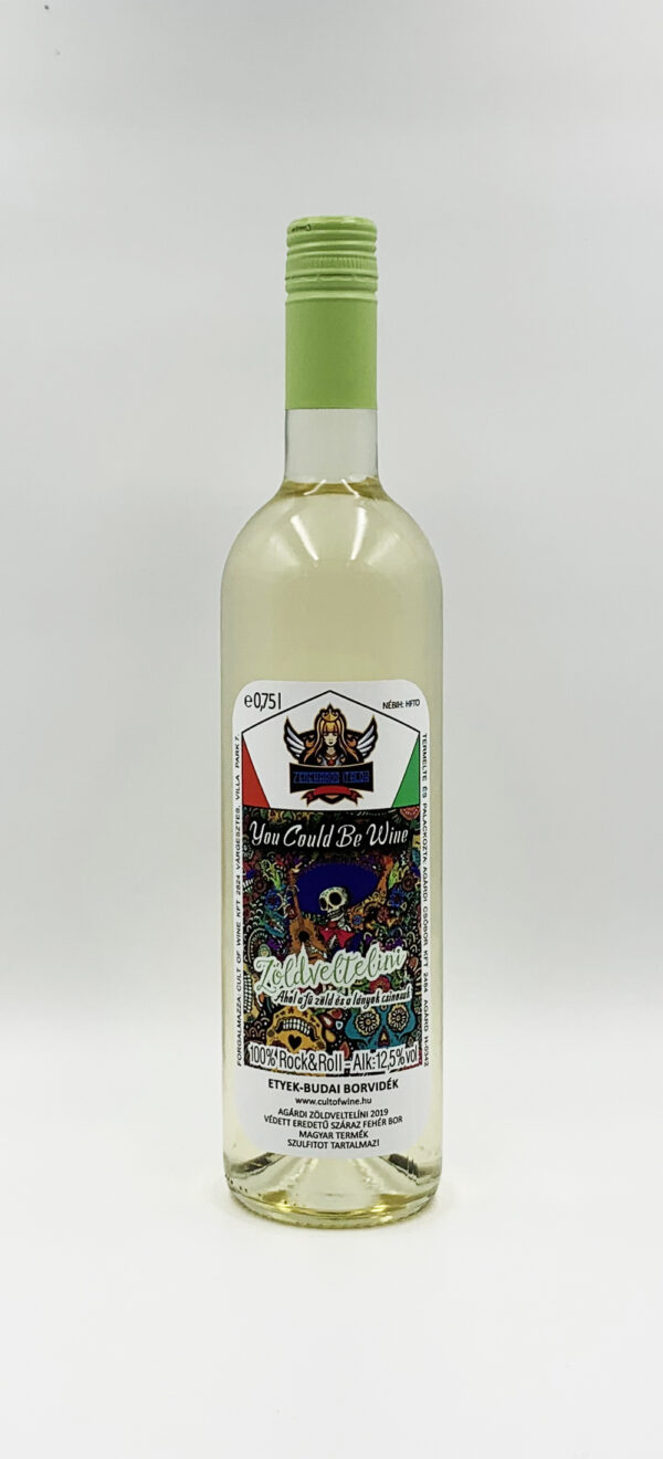 Zenekaros Italok - You coud be wine 2019