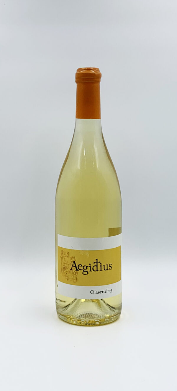 Aegidius - Kései Olaszrizling 2018