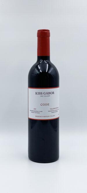 Kiss Gábor - Code 2017