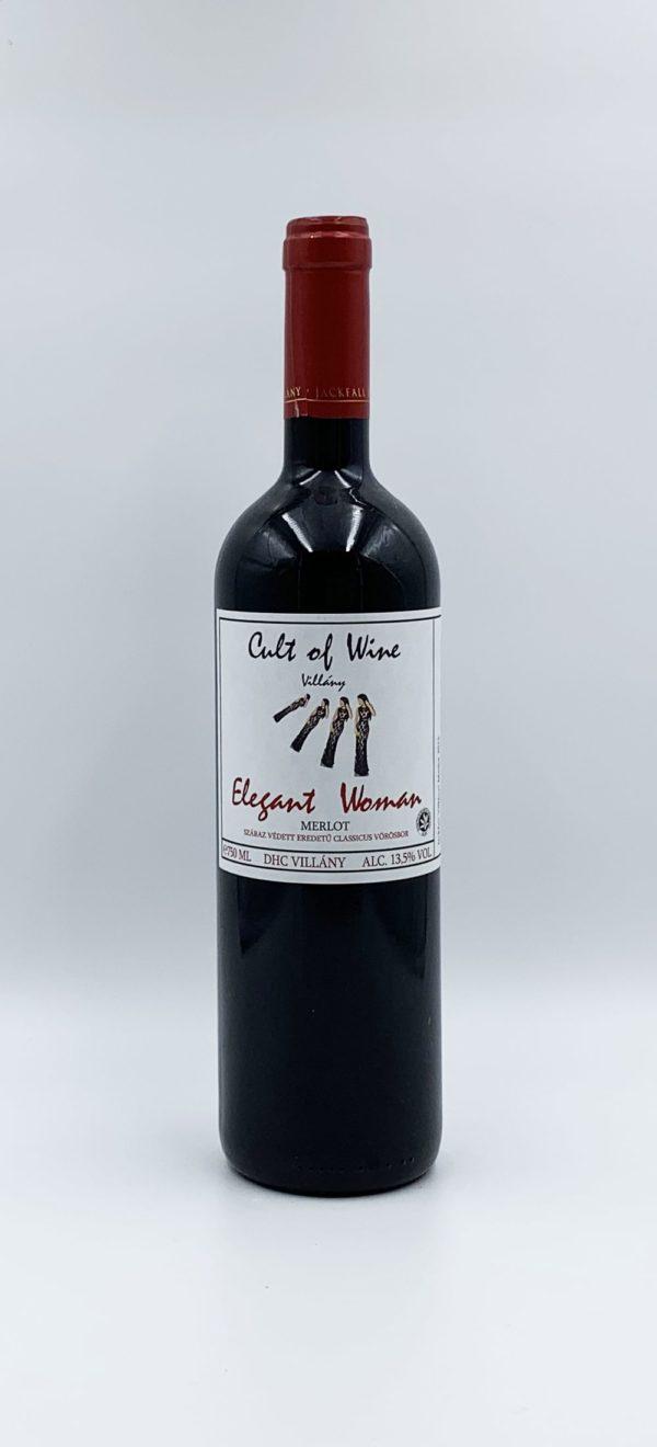 Cult of Wine - Elegant Woman 2015