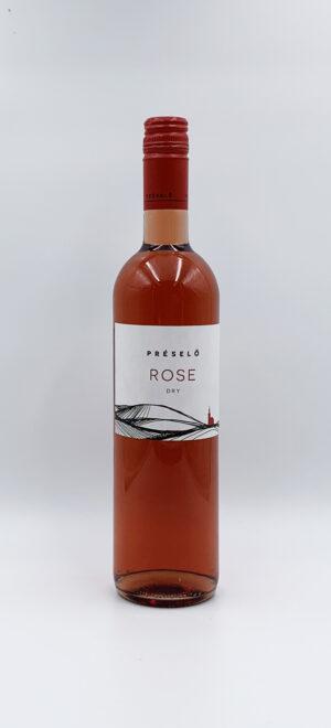 Préselő - Rosé 18